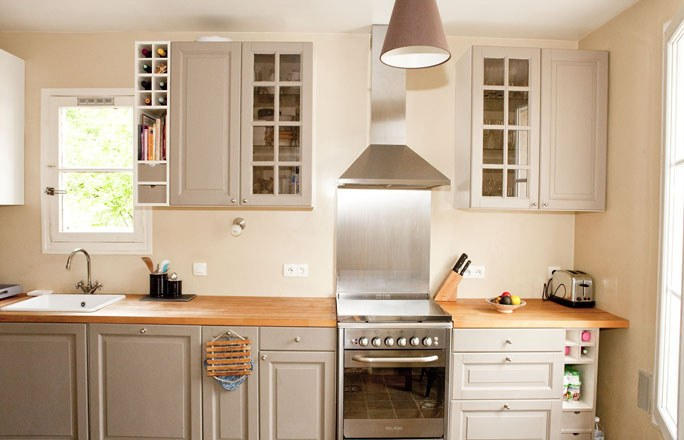 Repeindre lement de cusine - Repeindre des elements de cuisine ...